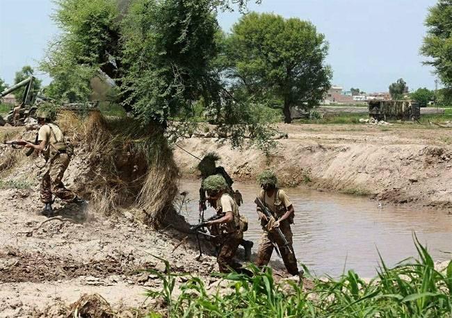 На индо-пакистанской границе опять стреляют, есть жертвы