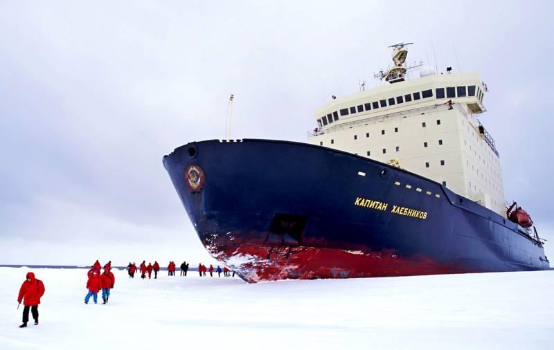 Россия и Китай вместе будут осваивать Арктику