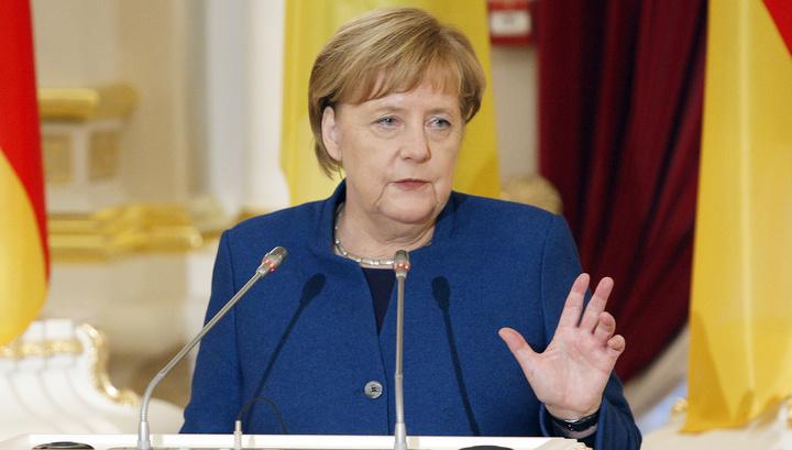 Меркель: США больше не будут играть роль защитника Европы