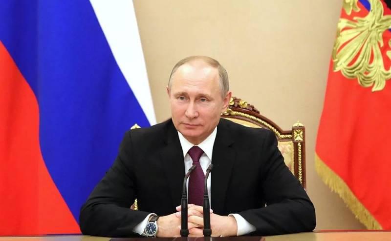 """""""Флэш рояль"""" Путина сводит на нет возможность войны Европы против России"""