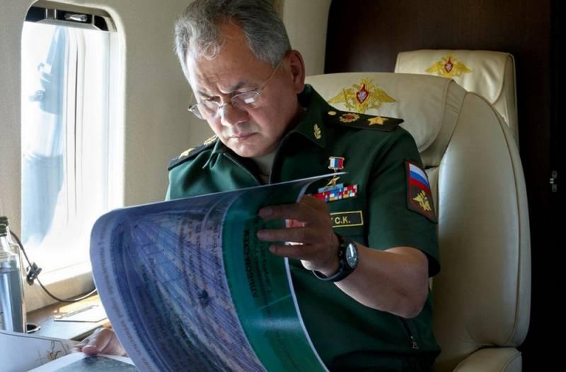 Сергей Шойгу допустил отмену обязательного воинского призыва в России