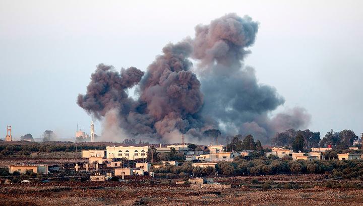 """Сводки из Сирии: боевики """"Ан-Нусры"""" понесли тяжелые потери в Идлибе"""