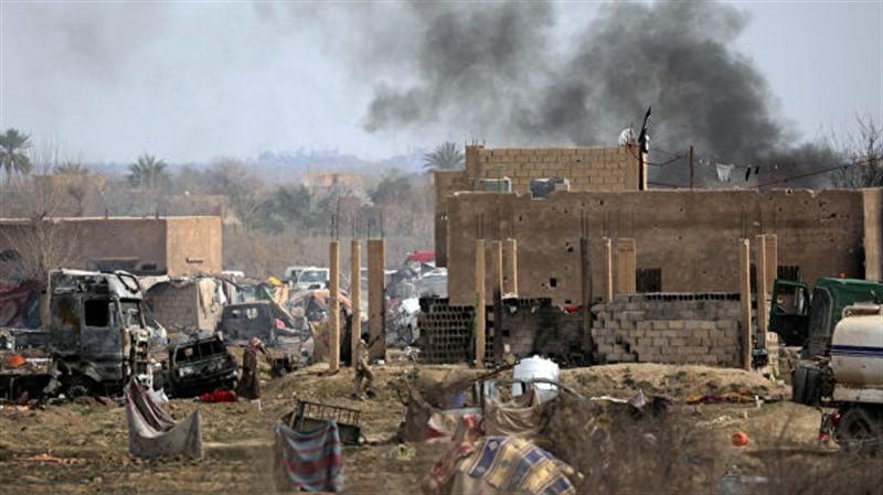 Режим прекращения огня нарушен боевиками на юге Идлиба