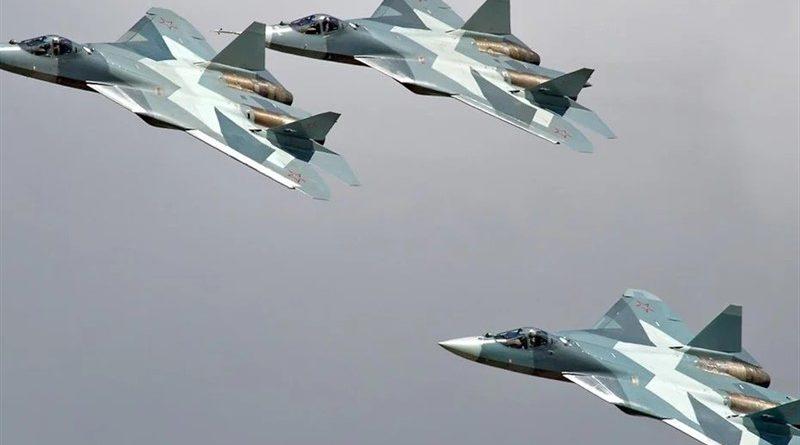 Главной премьерой салона МАКС-2019 может стать Су-57 в экспортном исполнении
