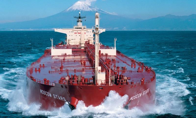Задержанный в Персидском заливе танкер оказался Иракским
