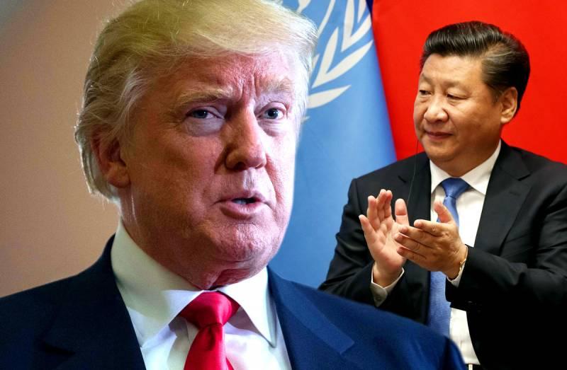 Трамп заявил о возможном полном разрыве дипотношений с Китаем
