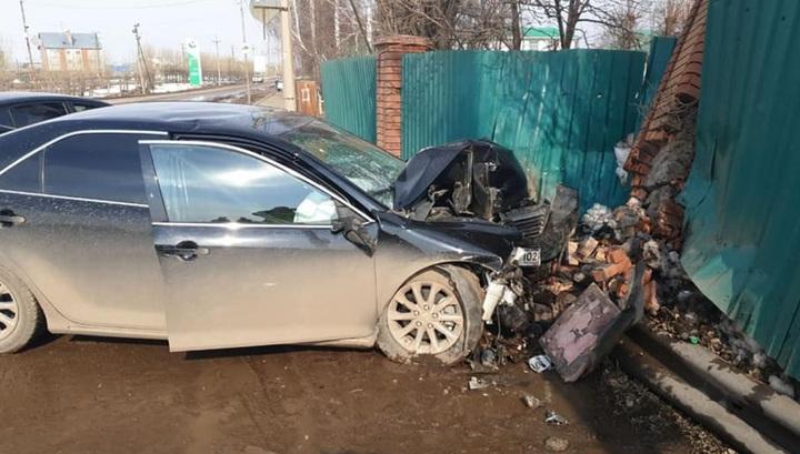 Авария в Башкирии