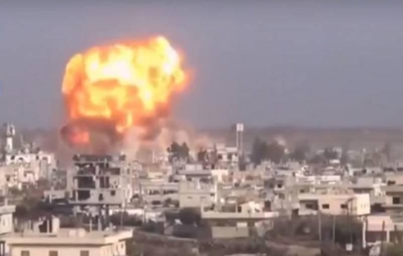 Турецкая армия понесла очередные потери в Ливии