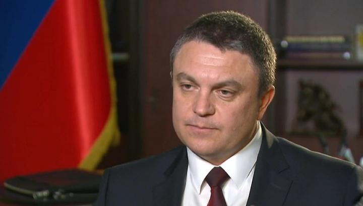 Глава ЛНР привёл подразделения армии республики в боевую готовность