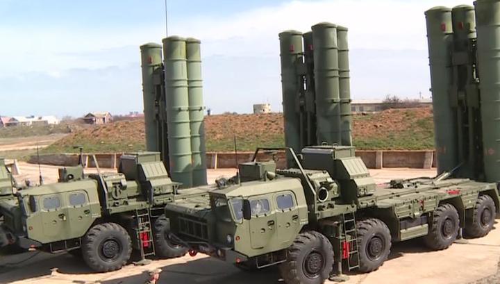 У гегемона поинтересовались, какой договор запрещает Турции покупать С-400
