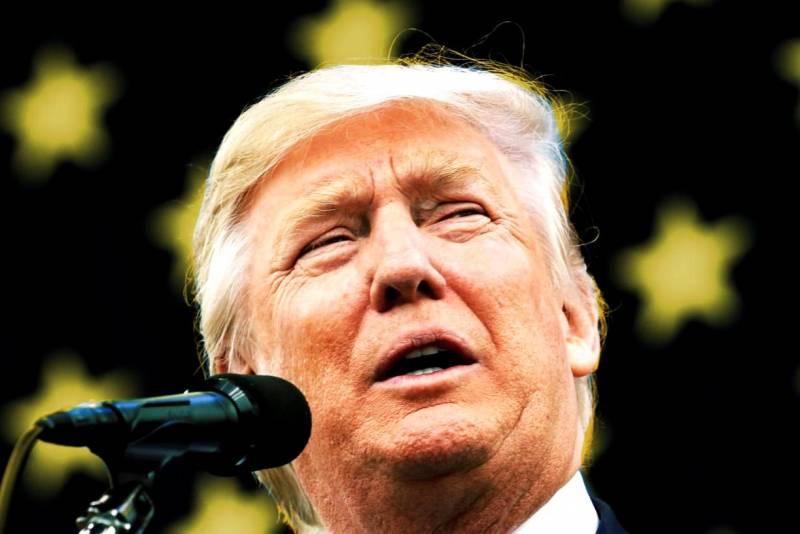 """Трамп снова грозится признать """"Антифа"""" террористами"""