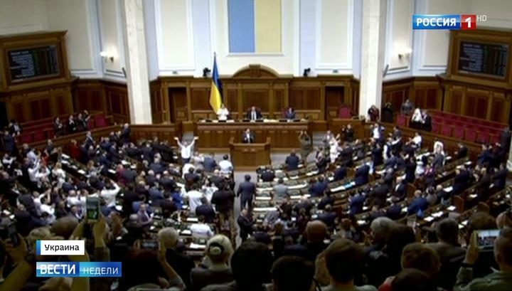 Депутаты Рады намерены лишить Украину транзита российского газа