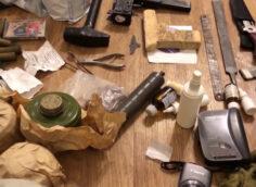 В Астраханской области задержаны трое подозреваемых в создании экстремистского сообщества.