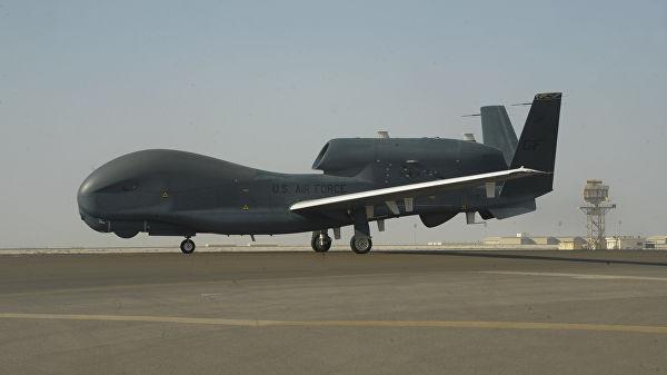 Беспилотник RQ-4B-30 Global Hawk