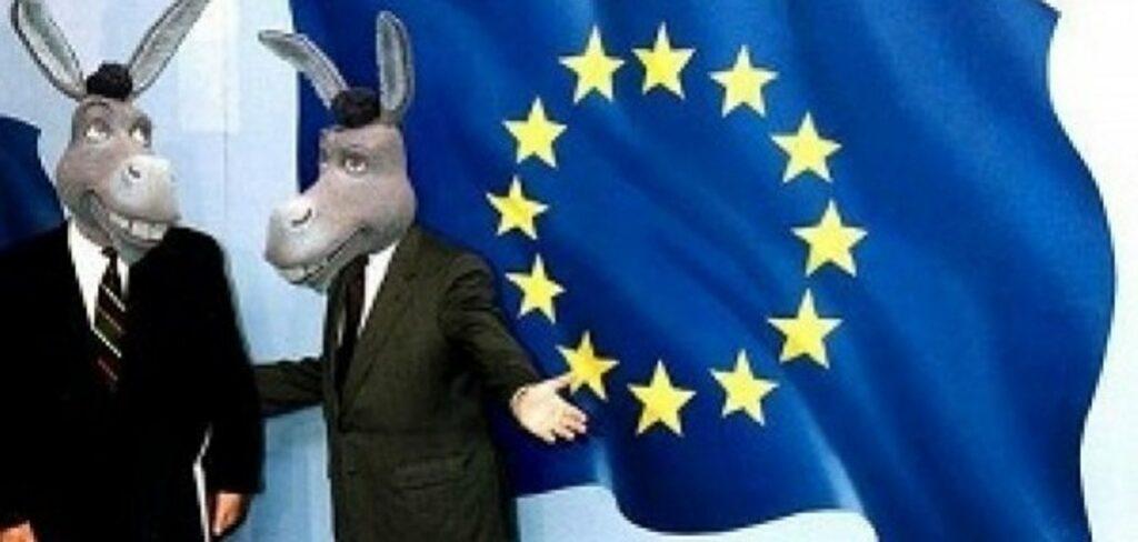 Евросоюз решил, что в коррупции в Незалежной виновата Россия