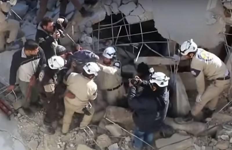 Sohu: Единственный способ передышки для боевиков в Сирии - постановочные химические атаки