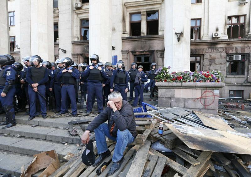 Вспоминая Одессу: шесть лет со дня драмы в Доме профсоюзов