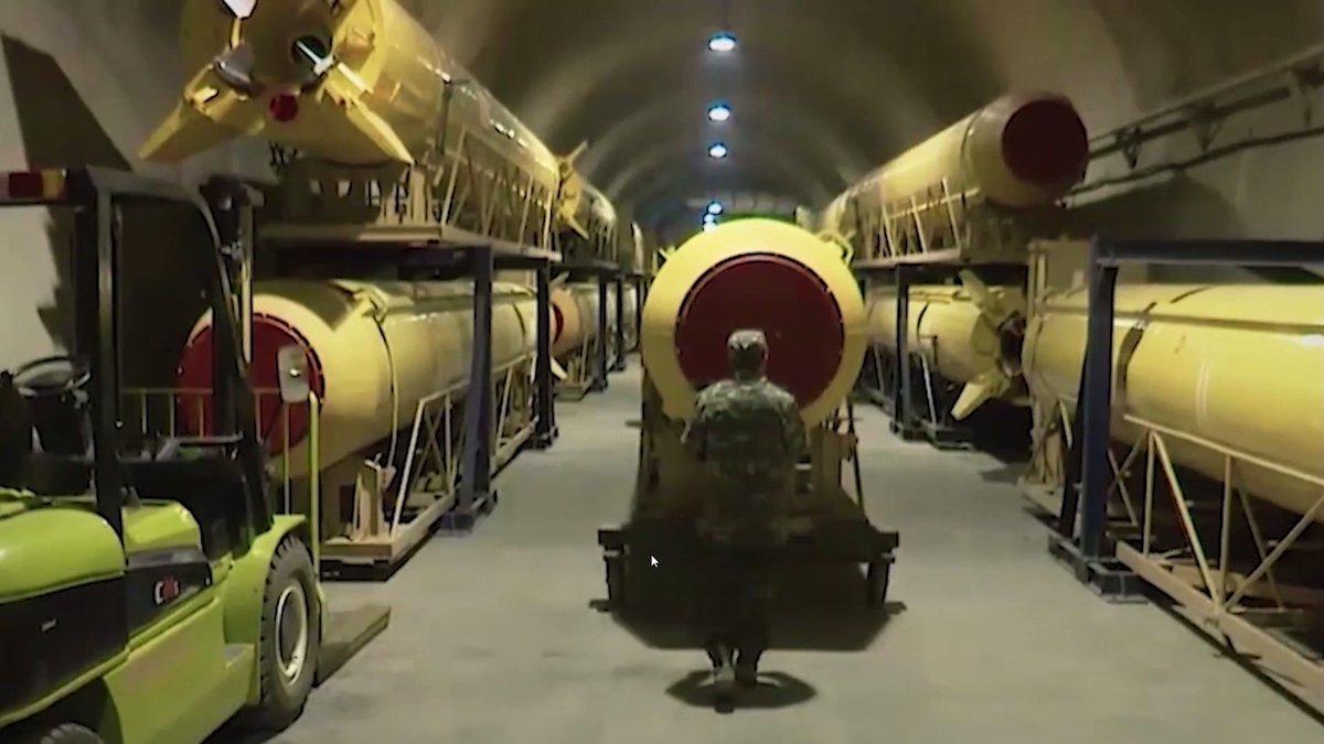 В Иране заявили о наличии секретного оружия для ответа США и Израилю