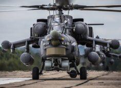 Вертолет Ми-28НМ
