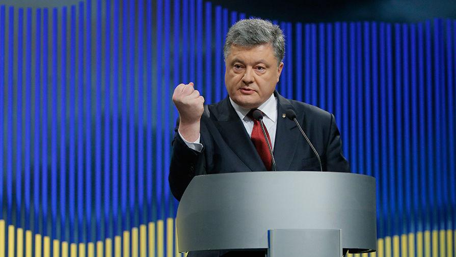 Порошенко ищет в США защиту от уголовных дел на Украине