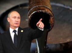 Путин нефть