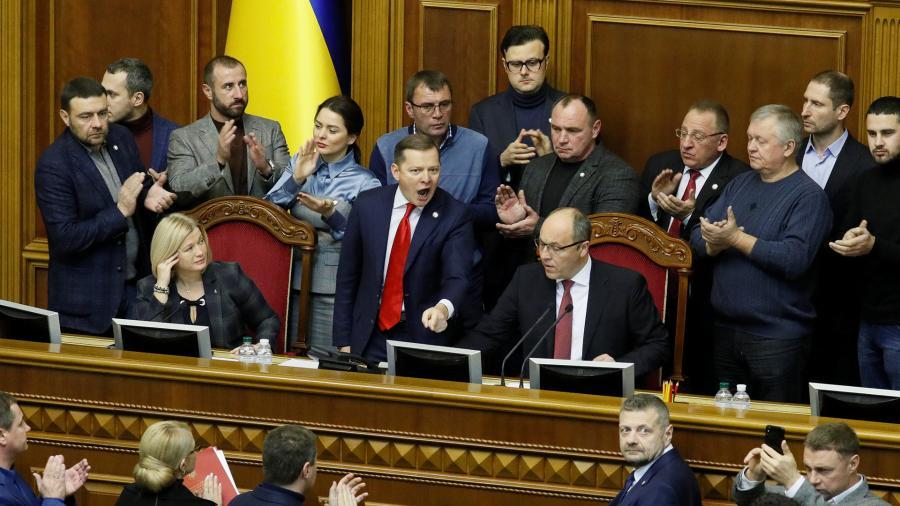 Люстрация, русофобия и дефицит интеллекта: чем запомнится Рада восьмого созыва