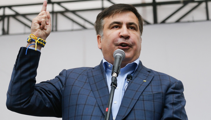 Зачем появился Саакашвили