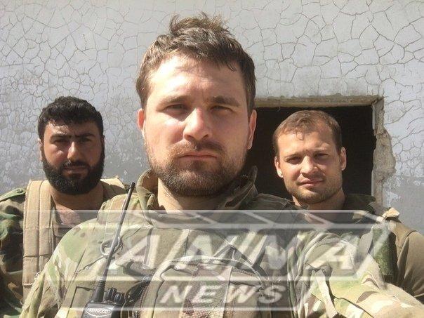 Штурм Кесабии от военкоров Anna-News