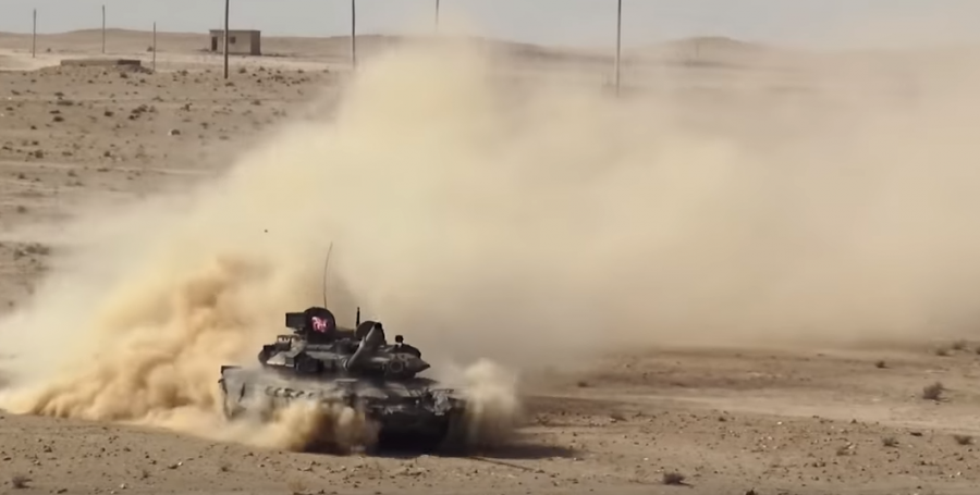 "САР отбили атаку террористов ""Джебхат ан-Нусры""на вертолетную базу"