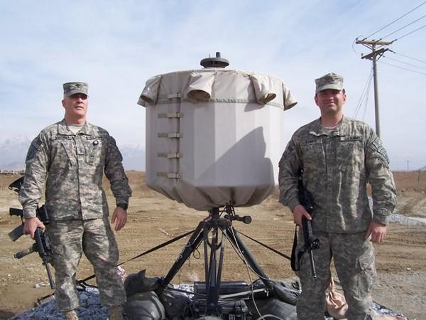 станция контрбатарейной борьбы AN/TPQ-48 (V) 2A