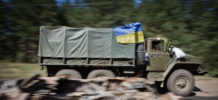 Штаб ООС: Огонь по грузовику ВСУ, вероятно, вёл оператор-наводчик ПТРК ВС России