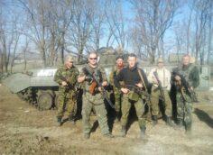 Солдаты 53-й омбр