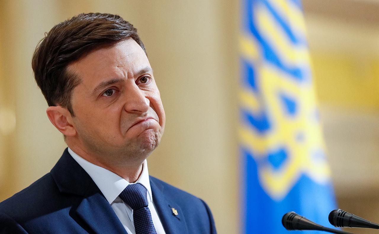 Погребинский: Рейтинг Зеленского обрушился в связи с распродажей земли