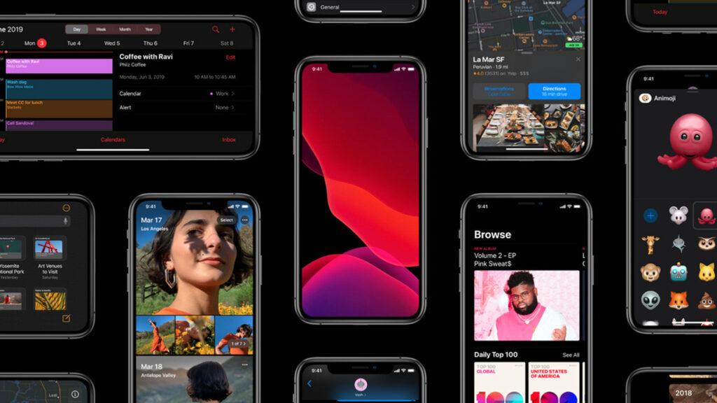 Apple выпустила бета-версию iOS 13 для всех