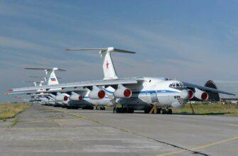 Военно-транспортная авиация ВКС России