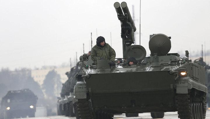 вооружение сухопутных войск России