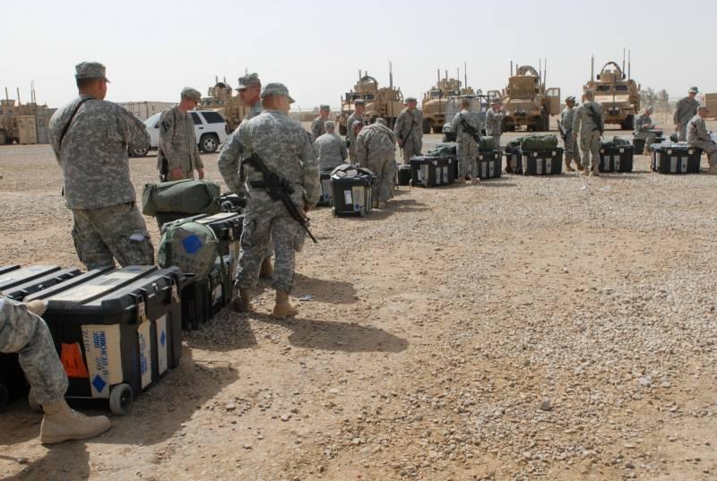 """Китайцы о бегстве армии США из Сирии: """"Даже собак бросили"""""""