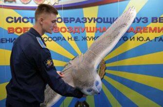 Российские военные представили беспилотник в виде совы