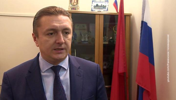 главы Раменского района Подмосковья Андрея Кулакова