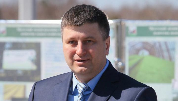 Министр лесного комплекса Иркутской области Сергей Шеверда