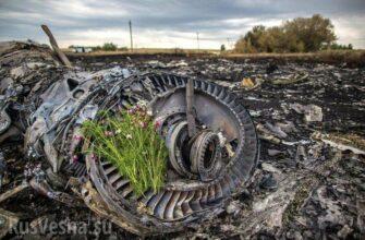 МИД Малайзии ждет доказательств по делу о крушении МН17 на Донбассе