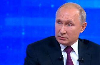 Путин о поведении США, отношениях с Евросоюзом и связях с Италией