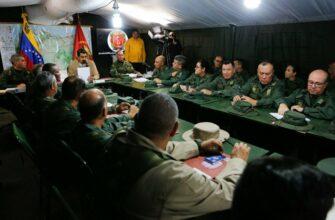 Российский контингент в Венесуэле