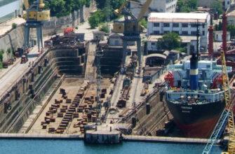 Был Порошенко стал государственным. Севастопольский морской завод переходит в ОСК