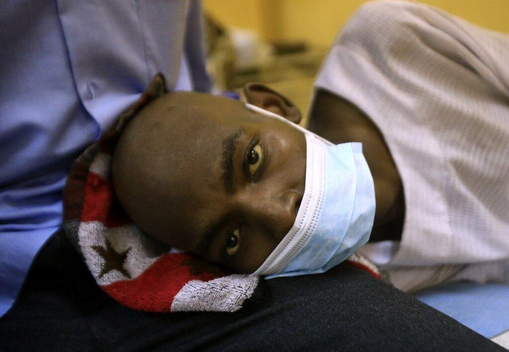 Последствия бойни в Судане 3 июня