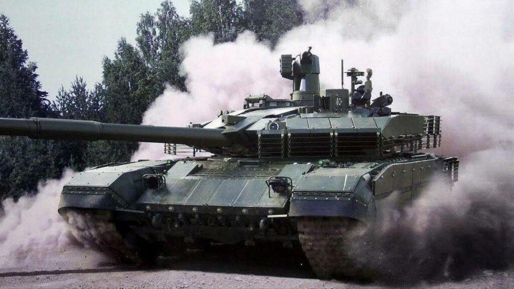 Шойгу подтвердил поступление Т-90М «Прорыв-3» в войска