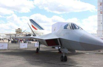 Турецкий стелс-истребитель TF-X