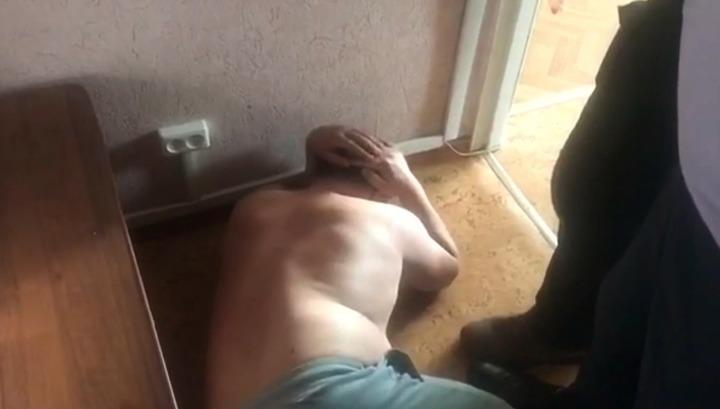 задержание подозреваемых в убийстве спецназовца ГРУ