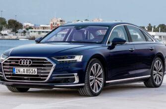"""Audi A8 получил """"волшебную"""" суперподвеску от """"горячего"""" S8"""