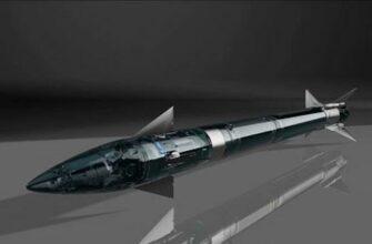 Видео испытания новой британской ракеты для поражения смертников